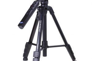 yunteng-portable-lightweight-tripod-video-and-camera-vct-60-black-1